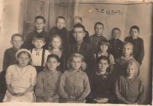 Дагаев В.В., зав. нач. школы с учениками
