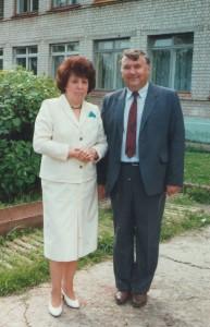 Генделева Л. Г и Шеметов М.Я.
